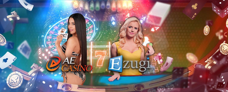 AE Casino Ezugi